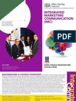 IMC Brochure