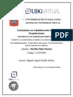 U4_AAIntegradora_Martha Pinet_Corrección Creatividad e Innovación Para La Solución de Conflictos