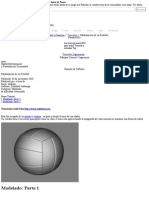 Área __ Tutorial __ Modelización Un Voleibol