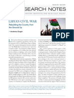 Libya's Civil War