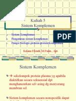 Sistem Komplemen Ppt