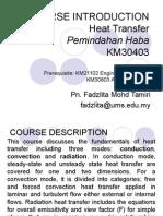 syllabus ktu | Heat Transfer | Thermal Conduction