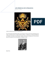 Origen Masoneria Judaismo