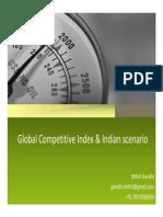 4. Global Competitive Index & Indian scenario.pdf