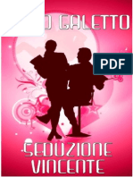 Fabio Galetto - Seduzione Vincente (eBook Libro ITA 2011 Manuale)