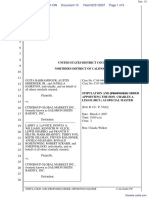 LaVoice et al v. Smith Barney - Document No. 13