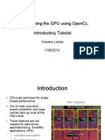 OpenCL Tutorial