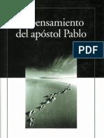 Herman Ridderbos - El Pensamiento del apóstol Pablo