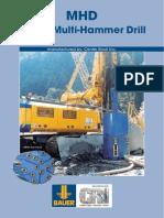 Multi Hammer Drill 02-2013