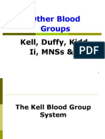 Other Blood Groups 1 Mazen