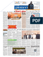 Epaper Lucknow English Edition 20-01-2015