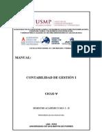 Manual Contabilidad de Gestión i - 2014