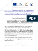 Lesson 1_Academic Titles and Address