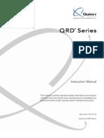 Manual de Instrucciones QRDS 10