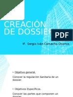 5.1 Creación de Dossier