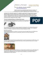 Memoria de Calidades Casas de Madera y Cemento _ Vivienda de Madera