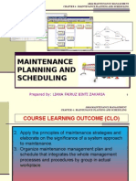 Chapter 4 - Maintenance Planning and Scheduling (Full Chapter) New