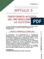 Capítulo 3 - GLUCOSA