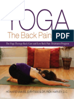 Yoga.the.Back.pain.Cure.the.Yoga.therapy.back.Care.and.Low.back.Pain.treatment.program