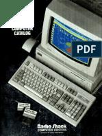 Tandy Computer Catalog (1991)