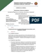 laboratorio 4 (aplicaciones industriales)