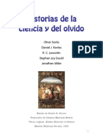 Historias de La Ciencia y Del Olvido Oliver Sacks