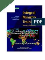 Jonathan Lewis - Diseño y evaluación de la capacitación ministerial integral