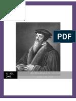 Juan Calvino - Antologia de Textos