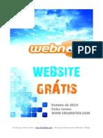 Criar Site No Webnode