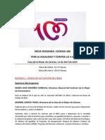 Mesa Redonda - Cadena 100