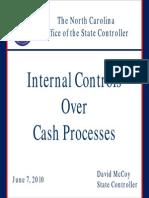 Cash Process Webinar