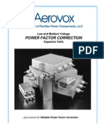 Aerovox Power Capacitor Units