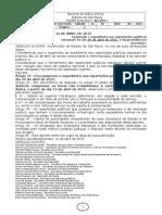 11.04.15 Decreto 61209 - Suspensão de Expediente Repartições Públicas (1)