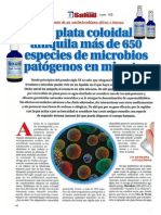 Plata Coloidal d Salud Sept.09