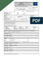 Protocolo de Evaluación Del Frenillo de La Lengua Para Niño y Adultos - Español 08-01-14