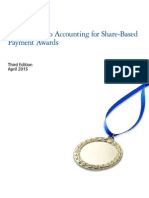 A Roadmap to Accounting for Share-Based Payment Awards -Third Edition