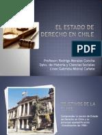El Estado de Derecho en Chile Clase