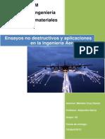 Ensayos No Destructivos Aplicacidos a La Ingenieria Aeronautica