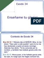 Exodo 34 - Final