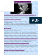 Les 18 Règles de Vie Du Dalai Lama
