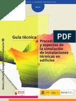 Guia Procedimientos Simulacion energetica