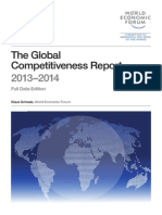 WEF GlobalCompetitivenessReport 2013-14