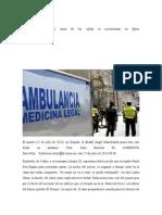 Los Fallecimientos a Causa de Las Caídas Se Incrementan en Quito