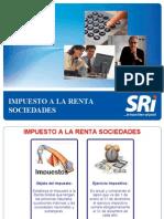 Renta Sociedades Ecuador 2015