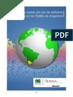 Piracy Perceptions Argentina