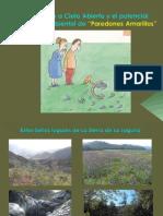 Impacto Ambiental de Paredones Amarillos- Dr. Juan Angel Trasviña