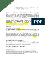 1. Contrato de Trabajo a Plazo Fijo Bajo La Modalidad de Contrato de Temporada (3)