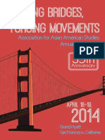 AAAS 2014 Conference Booklet