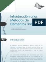 Introducción a Los Métodos de Elementos Finitos