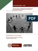 3. Guia Para La Construccion de Secuenci as - Programa Educación Rural PER